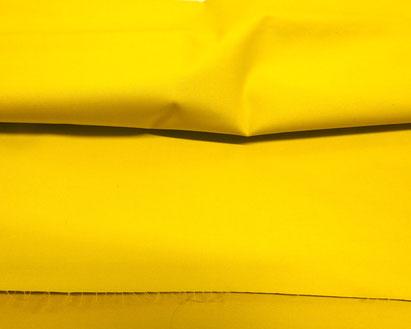 Feiner Baumwollstoff - gelbgrün