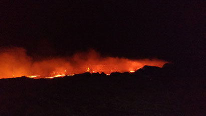 The spectacular Erta Ale Volcano, Danakil Depression, Ethiopia. Dante Harker