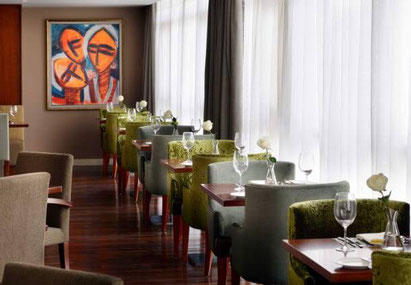 Pepper and Spice Restaurant, Marriott Executive Apartments, Addis Ababa, Ethiopia. Dante Harker