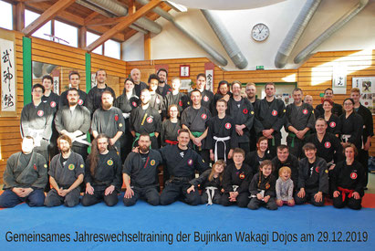 Bujinkan, Bujinkan Budo Taijutsu, Dino Gheri, Nadine Gheri, Shihan, Shidoshi, Dai Shihan, Seminar, Training, Nürnberg, Wakagi, Dojo,