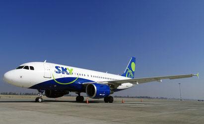 Sky Airline Turismo Tv