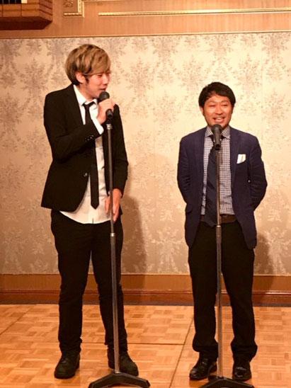 名古屋お笑い芸人 呼ぶ 呼ぶなら ファニーチャップ 暑気払い 出張派遣 出演依頼 イベント