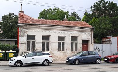 Hütteldorfer Straße 266 im Jahr 2021
