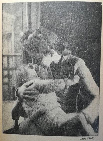 L'école du bonheur. Enseignement ménager total, 1944