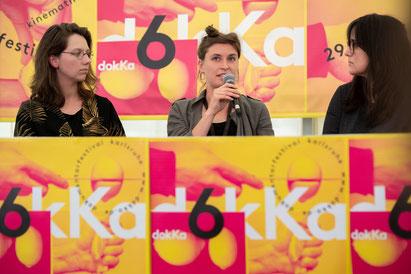 "Der dokKa-Förderpreis Dokumentarfilm geht an ""Trial and Error"" von Marie Falke. Foto: dokKa"