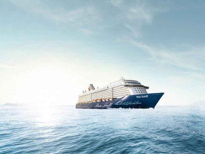TUI Cruises bekommt neue LNG-Neubauten