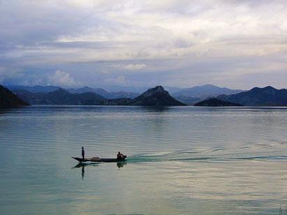 Lac Skadar, Monténégro   © Tina Glibotić