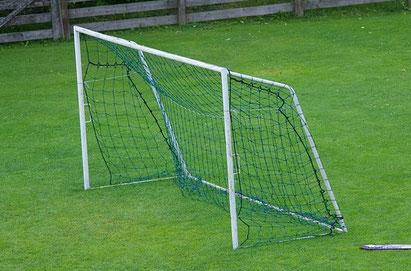 Handballtor Kinder zuhause