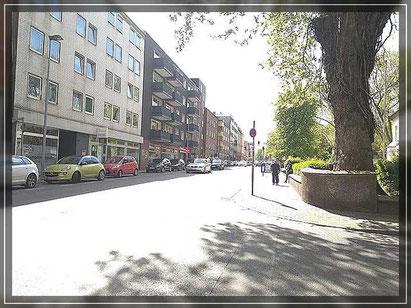 Ückendorfer Straße . Metzerstr - Flöz Sonnenschein Foto © W. Müller