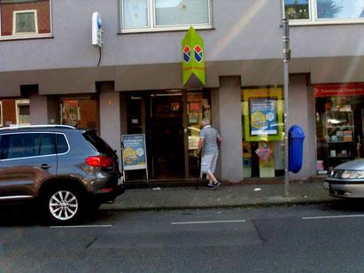 Lottoannahmestelle  Ückendorfer Straße - Foto: © W. Müller