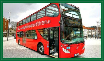 Cabriobus  Freigegeben von Stadtrundfahrten.de