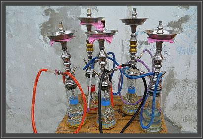Wasserpfeifen -  Foto: Pixaqbay.com