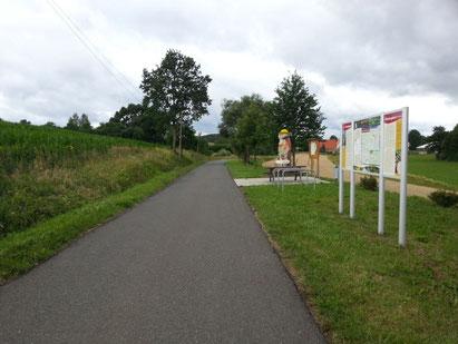 attraktives und verkehrssicheres Radwegenetz Landkreis Neustadt an der Aisch, Bad Windsheim