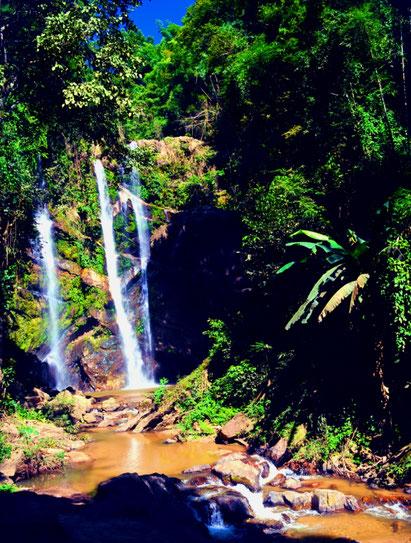 Thailand Wasserfall
