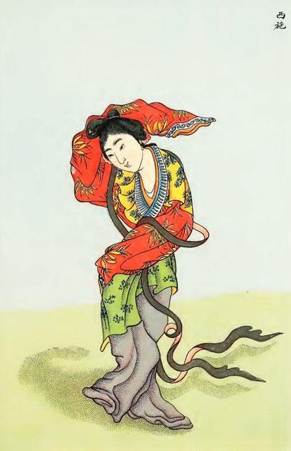 Henri Doré :  Recherches sur les superstitions en Chine. Deuxième partie : Le panthéon. Tome XII. Si-che, patronne des marchands de fards et de parfums.  — Variétés sinologiques n° 48. Zi-ka-wei, 1918.