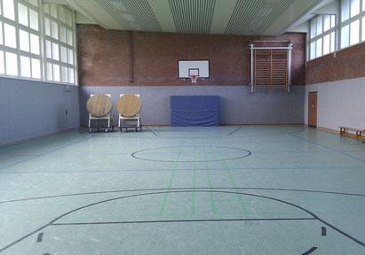 Winterhalle  mit 18 m