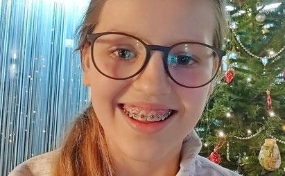 Die 14-jährige Maya Matthiesen Foto: a-n