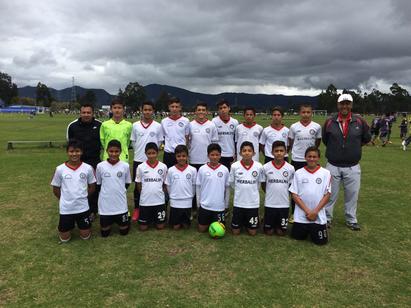 Equipo Infantil de San Pablo, Torneo Maracaná Clausura 2016