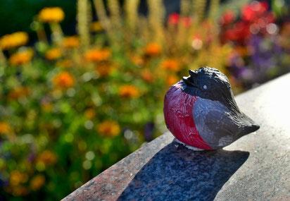 05. Oktober 2016 - Die lautesten Vögel singen nicht am schönsten