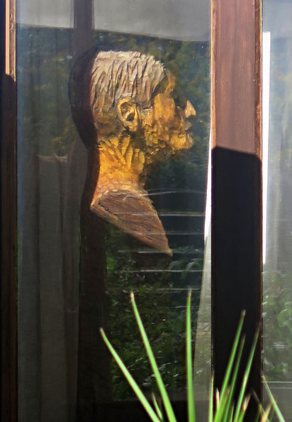 06. Oktober 2016 - Mein Nachbar am Fenster