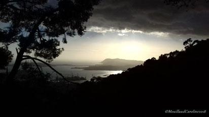 Vue du Mont Faron