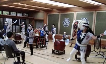 寧鼓座 奈良 和太鼓