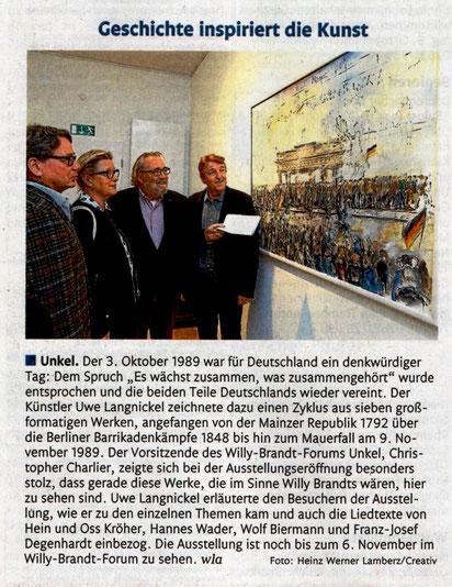 Rhein-Zeitung Nr. 229 Freitag, 2. Oktober 2015