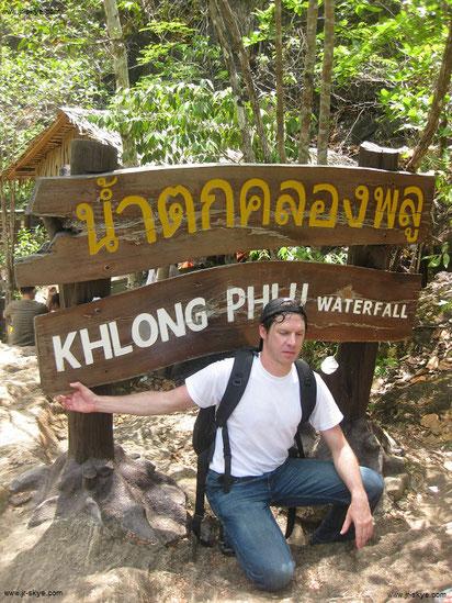 Wieder Koh Chang, 5 Monate nach meinem Hitzetrip weiter oben. Diesmal bei moderaten 30 Grad im spärlichen Schatten. Foto: Chi!
