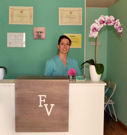 Cristina Valenzuela fisioterapeuta en Atarfe