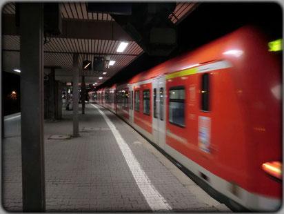 S-Bahn Station