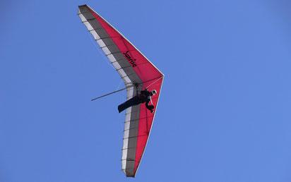 sunrise bautek Hängegleiter Drachen Drachenfliegen Hersteller producer hanggliding hangglider wing fly fliegen Deutschland Germany delta-plane Allemagne producteur voler aile