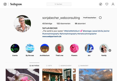 Instagram sonjabecher_webconsulting