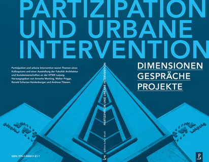 Moritz Ahlert Partizipation und urbane Intervention