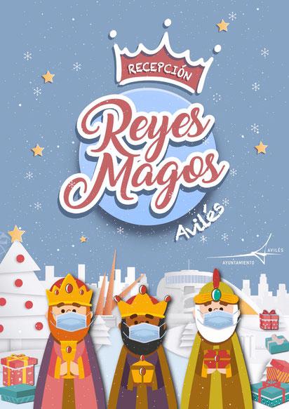 horario y recorrido de la Cabalgata de Reyes de Avilés