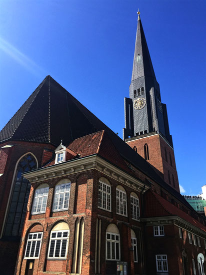 Hauptkirche St. Jacobi in Hamburg