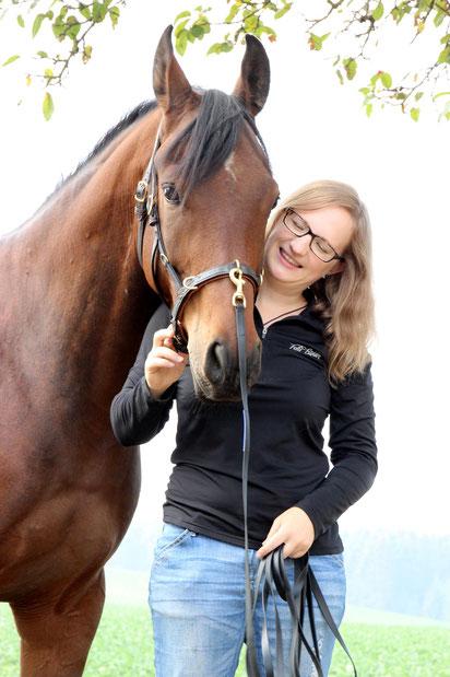 Begleitung vor Ort für Pferdemenschen und ihre Pferde