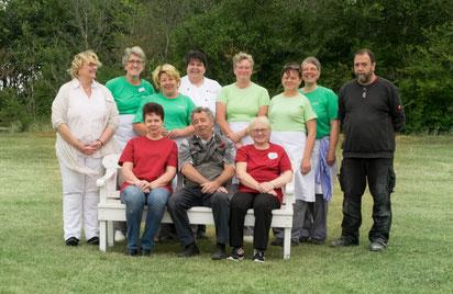 Unser Team im Ernst-Schlee-Schullandheim