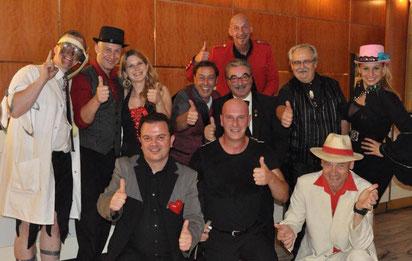 Zauberer Zauberkünstler Magier Magic Chrisss Casino Velden