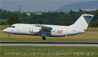 Hemus Air   1986 - 2013
