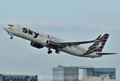 Sky Airlines  2000 - 2013