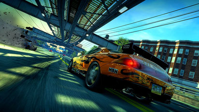 Auto Spiel: Burnout Paradise Remastered