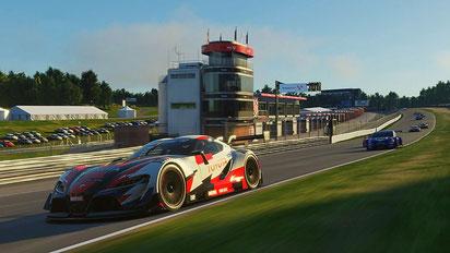 Auto Spiel: Gran Turismo Sport