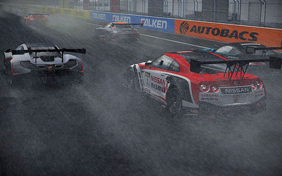 Auto Spiel: Project Cars 2