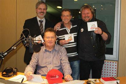 Die DeisterJungens zu Gast bei Rudolf Krieger, NDR 1, Musikland