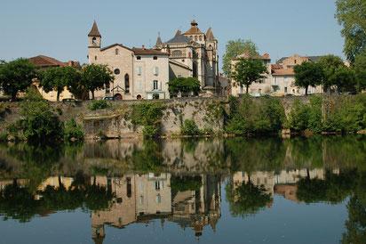 Cahors (foto), Puy-l'Évêque, St. Cirque-la-Popie, juweeltjes langs de Lot.