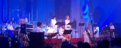 Concert Oratorio François des oiseaux, Claire et le soleil