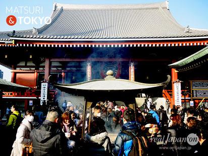 SENSO-JI Temple (金龍山浅草寺 Kinryu-zan Senso-ji),, Tokyo tourism, ASAKUSA, 浅草寺, TOKYO, 東京観光浅草