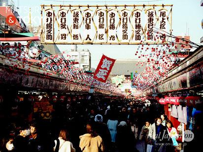 NAKAMISE Street, ASAKUSA, DEEP, 仲見世, 仲見世通り, TOKYO, 東京観光浅草