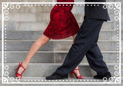 vêtements tango