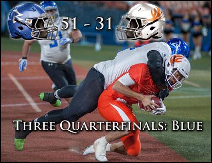 JXB QF : Big Blue - Deers